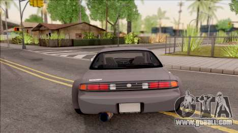 Nissan 200SX Rocket Bunny v3 for GTA San Andreas