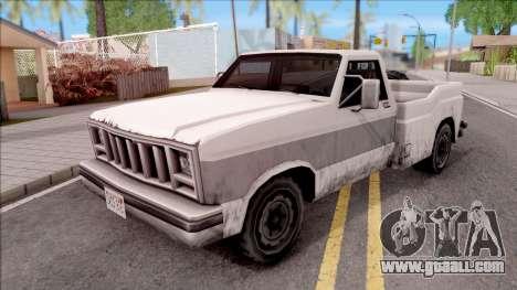 M400 for GTA San Andreas