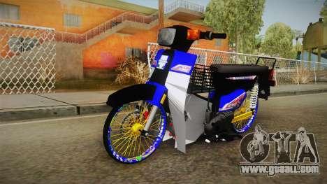 Honda C70 GBO for GTA San Andreas