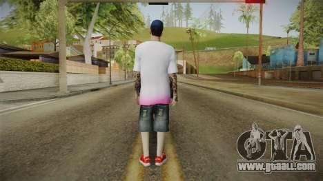 New Thug Skin for GTA San Andreas third screenshot