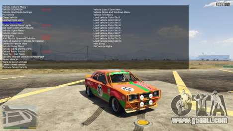 GTA 5 Simple Trainer 5.9