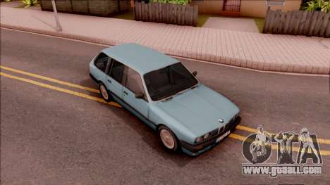 BMW 325i E30 Touring for GTA San Andreas right view