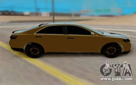 Toyota Camry V40 Sport for GTA San Andreas left view