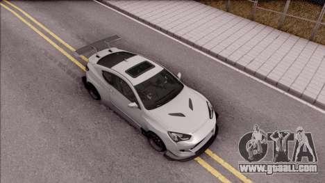 Hyundai Genesis Coupe 3.8 2013 Rocket Bunny for GTA San Andreas right view