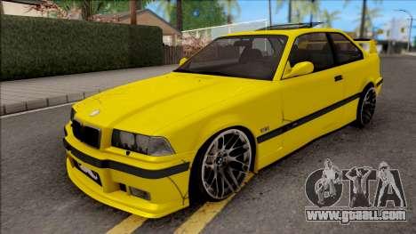BMW M3 E36 BKworks for GTA San Andreas