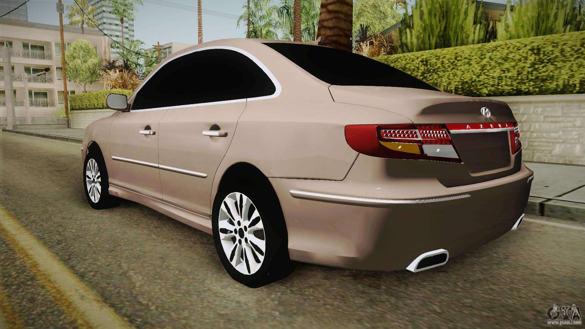 hyundai azera for gta san andreas. Black Bedroom Furniture Sets. Home Design Ideas