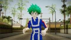 My Hero Academia - Izuku Midoriya for GTA San Andreas