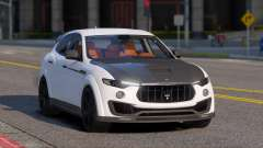 Maserati Levante Mansory for GTA 5