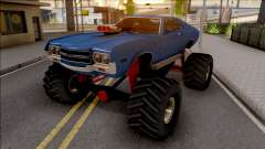 Chevrolet Chevelle SS 1972 Monster Truck