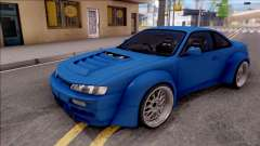 Nissan 200SX Rocket Bunny v2 for GTA San Andreas