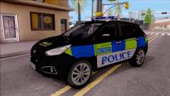Hyundai IX35 2012 U.K Police for GTA San Andreas
