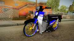 Honda C70 GBO for GTA San Andreas
