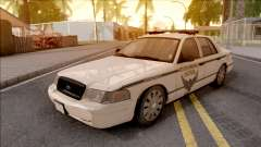 Ford Crown Victoria 2010 OS Highway Patrol