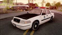 Ford Crown Victoria 2004 Des Moines PD for GTA San Andreas