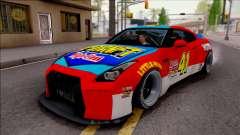 Nissan GT-R R35 Hornet Classic for GTA San Andreas