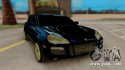Porsche Cayenne S 2009 for GTA San Andreas