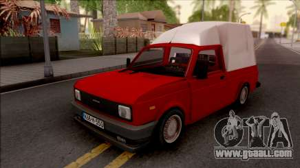 Zastava Skala 1.1 Poly for GTA San Andreas