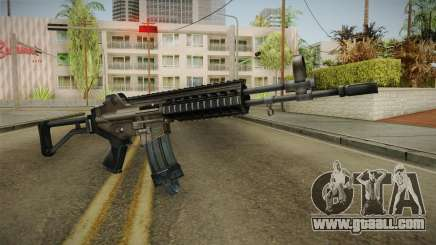 Daewoo DR-200 Assault Rifle for GTA San Andreas