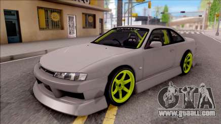 Nissan 200SX Drift Monster Energy for GTA San Andreas