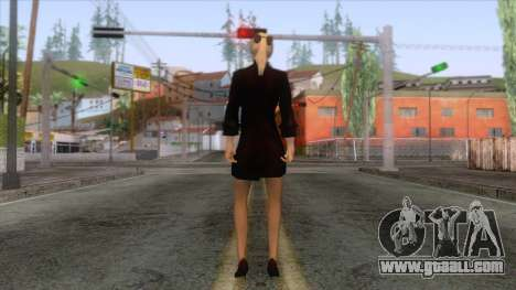 Female Sweater One Piece v3 for GTA San Andreas second screenshot