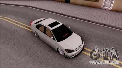 Honda Civic E.K MODS for GTA San Andreas right view