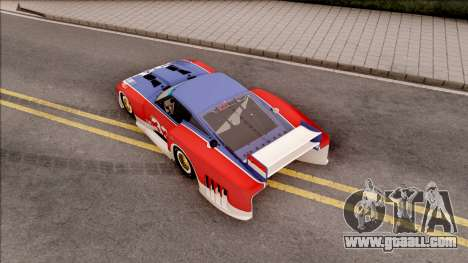 Datsun 280ZX Turbo IMSA GTX 1981 for GTA San Andreas back view