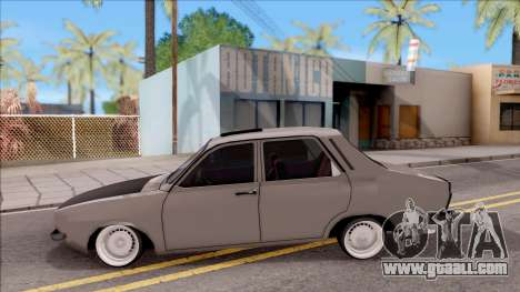 Renault 12 TX for GTA San Andreas left view