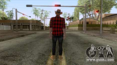 Skin Random 22 (Outfit Country) for GTA San Andreas