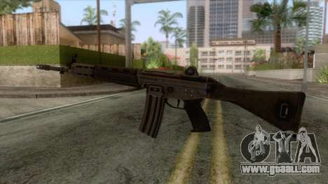 Howa Type 89 Assault Rifle for GTA San Andreas second screenshot