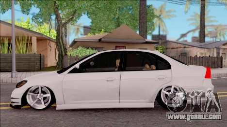 Honda Civic E.K MODS for GTA San Andreas left view