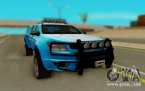 Chevrolet S10 for GTA San Andreas