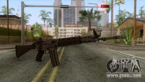 Howa Type 89 Assault Rifle for GTA San Andreas