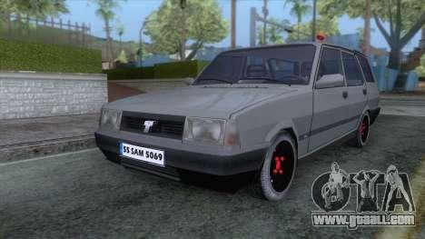 Tofas Kartal for GTA San Andreas