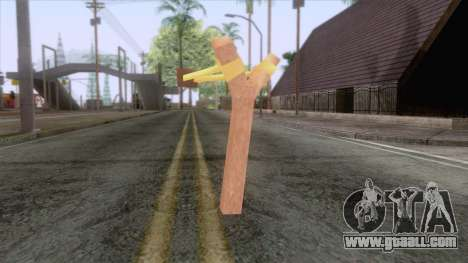 Slingshot for GTA San Andreas second screenshot