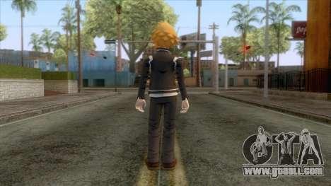 My Hero Academia - Denki Kaminari Suit Hero v1 for GTA San Andreas third screenshot