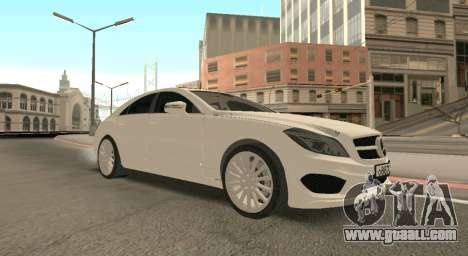 Mercedes-Benz CLS 400 Bulkin edition for GTA San Andreas