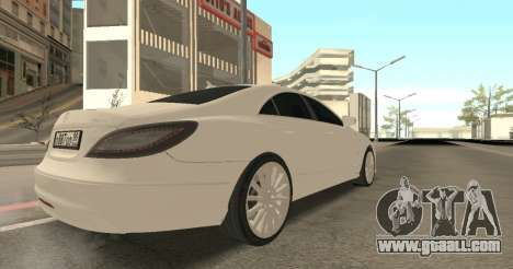 Mercedes-Benz CLS 400 Bulkin edition for GTA San Andreas left view