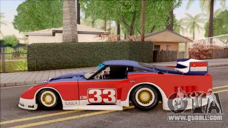 Datsun 280ZX Turbo IMSA GTX 1981 for GTA San Andreas left view