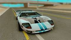 Ford GT LM Gran Turismo for GTA San Andreas