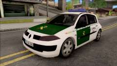 Renault Megane Guardia Civil Spanish
