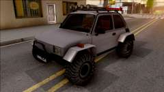 Fiat 126p Buggy
