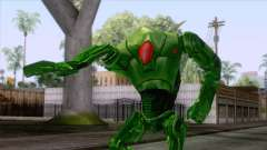 Star Wars - Green Super Battle Droid Skin for GTA San Andreas