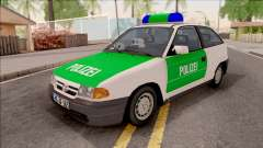 Opel Astra F Polizei for GTA San Andreas