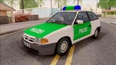Opel Astra F Polizei