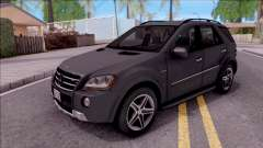Mercedes-Benz ML 63 AMG 2009 for GTA San Andreas