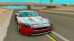 Jaguar XKR S 2012 for GTA San Andreas