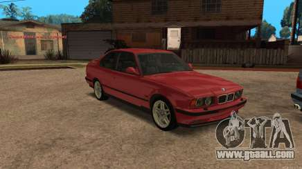 BMW M5 E34 Coupe for GTA San Andreas
