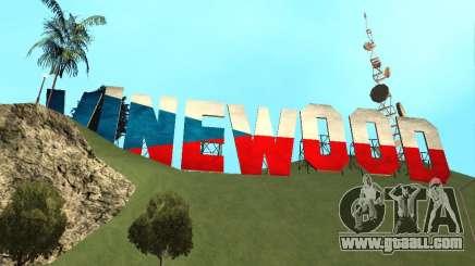 Czech Vinewood for GTA San Andreas