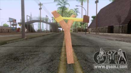Slingshot for GTA San Andreas