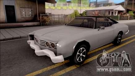 Buick Riviera 1966 for GTA San Andreas